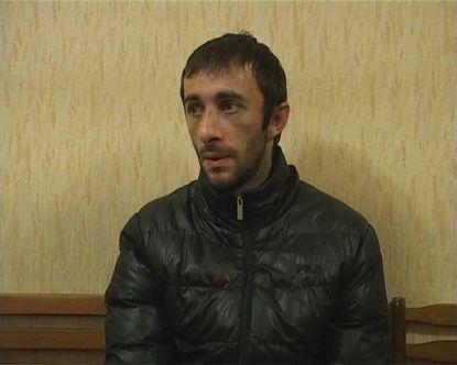 В Луганске сотрудники милиции освободили заложника, который провел в заточении больше месяца (фото)