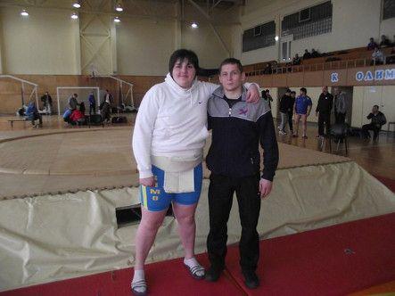 Луганчанка стала чемпионкой Украины по борьбе сумо (фото)