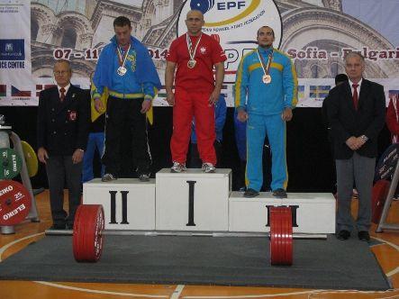 Луганский студент установил национальный рекорд (фото)