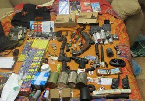 СБУ задержала подрывников, готовивших серию взрывов в Одессе (фото)