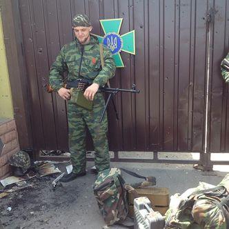 Луганский пограничный отряд оказался под контролем ополченцев