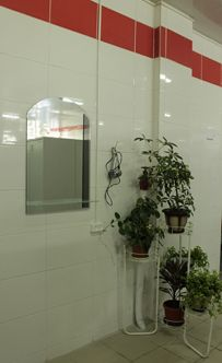 На «Краснодонугле» завершили реконструкцию женского банного комплекса (фото)